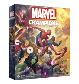 Fantasy Flight Games Marvel Champions - Le jeu de cartes (JCE) [français]