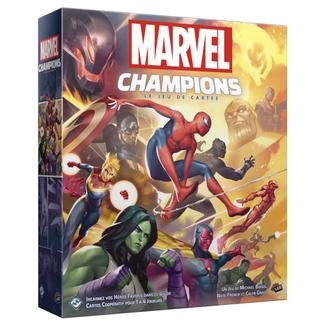 Fantasy Flight Games Marvel Champions (JCE) [français]
