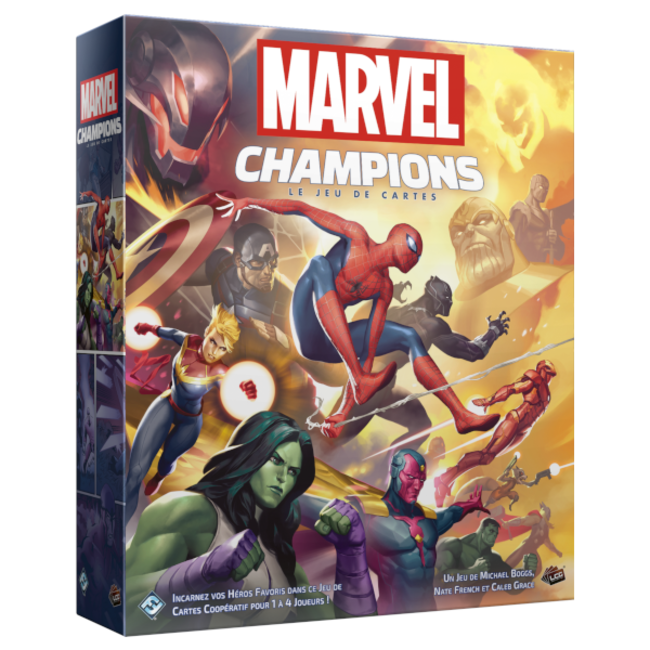Fantasy Flight Games Marvel Champions (JCE) [French]