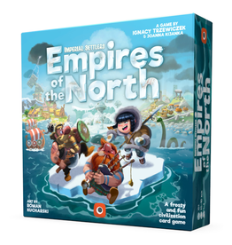 Portal Games Imperial Settlers - Empires of the North [anglais]