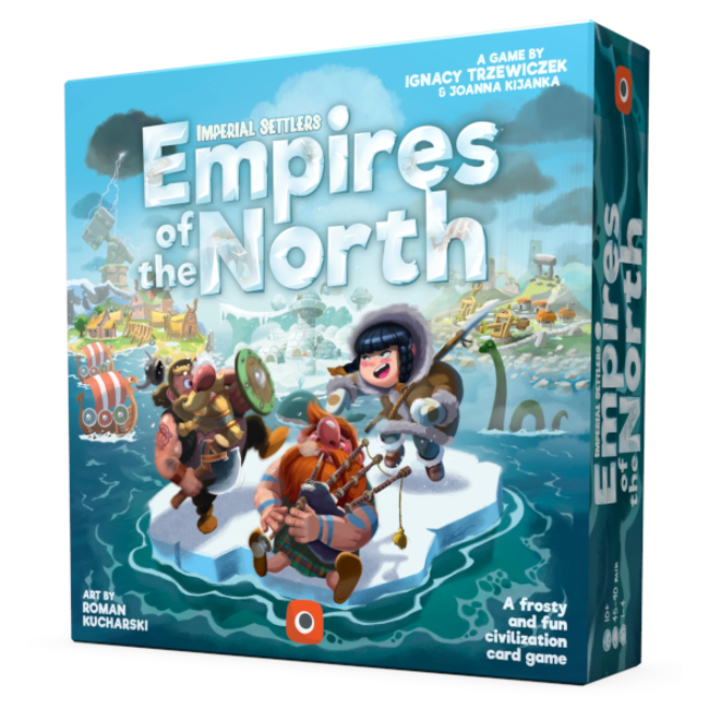 Portal Games Imperial Settlers - Empires of the North [English]