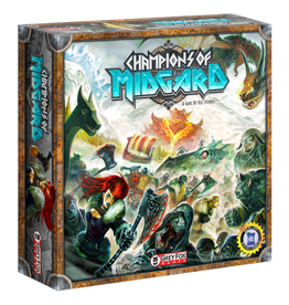 Grey Fox Games Champions of Midgard [anglais]