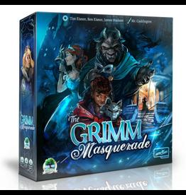 Druid City Games Grimm Masquerade (the) [anglais]