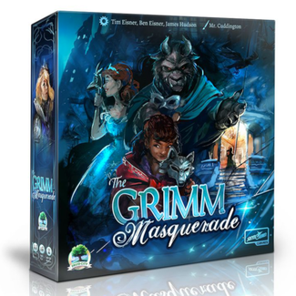 Druid City Games Grimm Masquerade (the) [English]