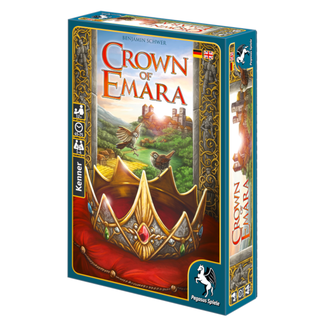 Pegasus Spiele Crown of Emara [English]