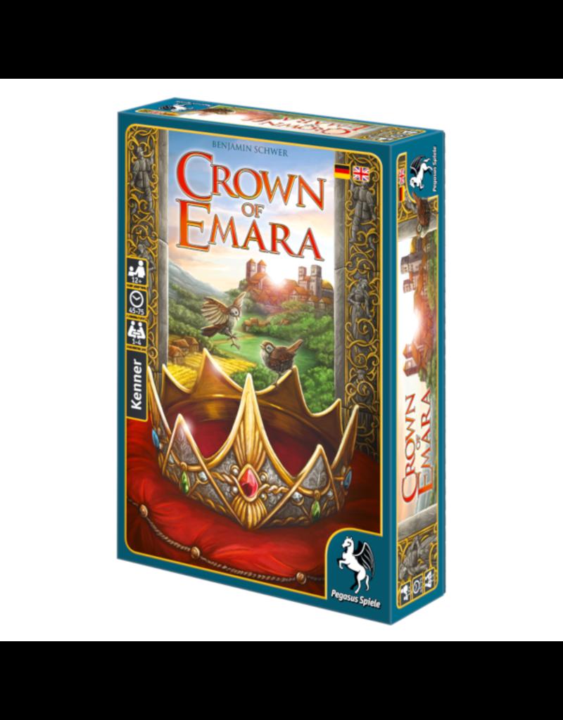 Pegasus Spiele Crown of Emara [anglais]
