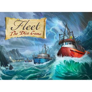 Eagle-Gryphon Games Fleet - The Dice Game [anglais]