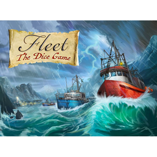 Eagle-Gryphon Games Fleet - The Dice Game [English]