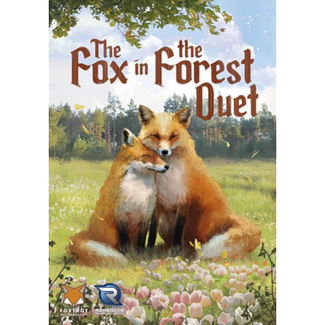 Renegade Game Studios Fox in the Forest (the) - Duet [English]