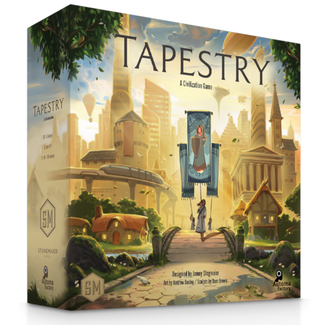 Stonemaier Games Tapestry [anglais]