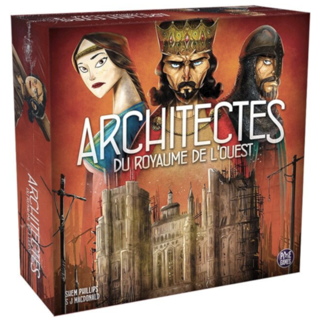 Pixie Games Architectes du Royaume de l'ouest [French]