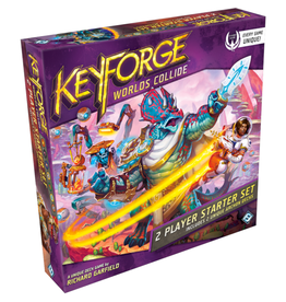 Fantasy Flight Games Keyforge - Worlds Collide [anglais]