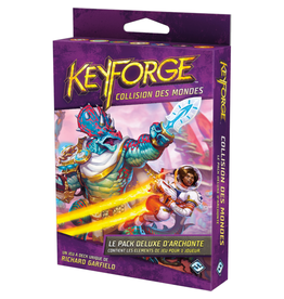 Fantasy Flight Games Keyforge - Collision des mondes : Pack deluxe [français]