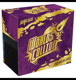 Fantasy Flight Games Keyforge - Worlds Collide - Premium Box [anglais]
