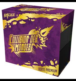 Fantasy Flight Games Keyforge - Collision des mondes - Boîte premium [français]