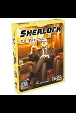 Geek Attitude Games Sherlock (Q System) - Le Parrain [français]