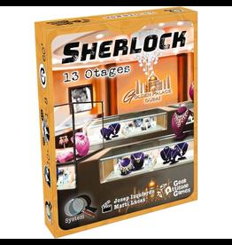 Geek Attitude Games Sherlock (Q System) - 13 otages [français]