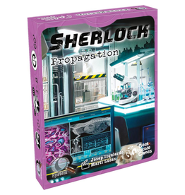 Geek Attitude Games Sherlock (Q System) - Propagation [français]