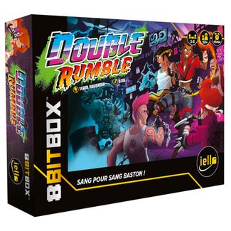 Iello 8 Bit Box : Double Rumble [français]