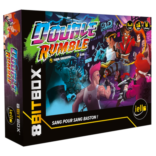 Iello 8 Bit Box : Double Rumble [French]