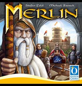 Queen Games Merlin [multilingue]