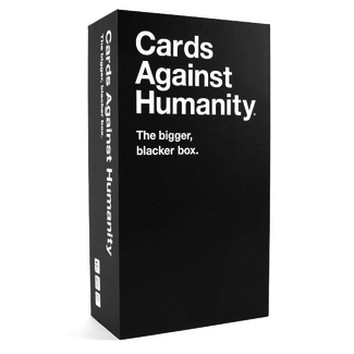 Cards Against Humanity Cards Against Humanity : The Bigger, Blacker Box [English]
