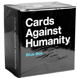 Cards Against Humanity Cards Against Humanity : Blue Box [English]