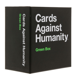 Cards Against Humanity Cards Against Humanity : Green Box [anglais]