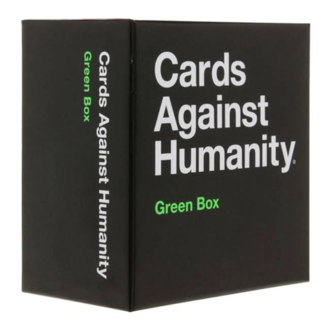 Cards Against Humanity Cards Against Humanity : Green Box [English]