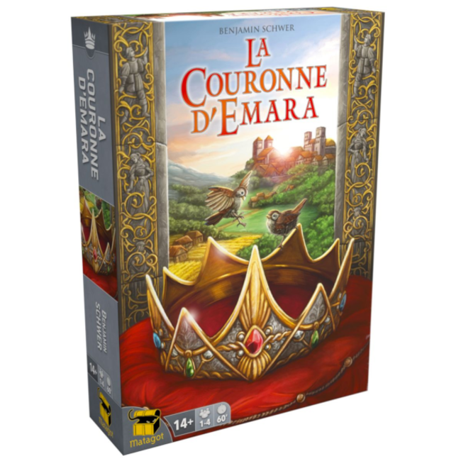 Matagot Couronne d'Emara (la) [French]