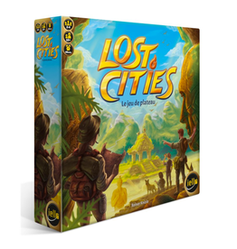 Iello Lost Cities - Le jeu de plateau [français]