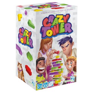 Synapses Games Crazy Tower [Multi]