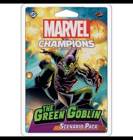Fantasy Flight Games Marvel Champions - The Card Game (LCG) : The Green Goblin Scenario Pack [anglais]