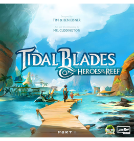 Druid City Games Tidal Blades - Heroes of the Reef [anglais]