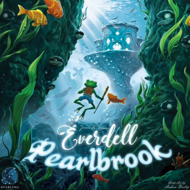 Starling Games Everdell : Pearlbrook [English]