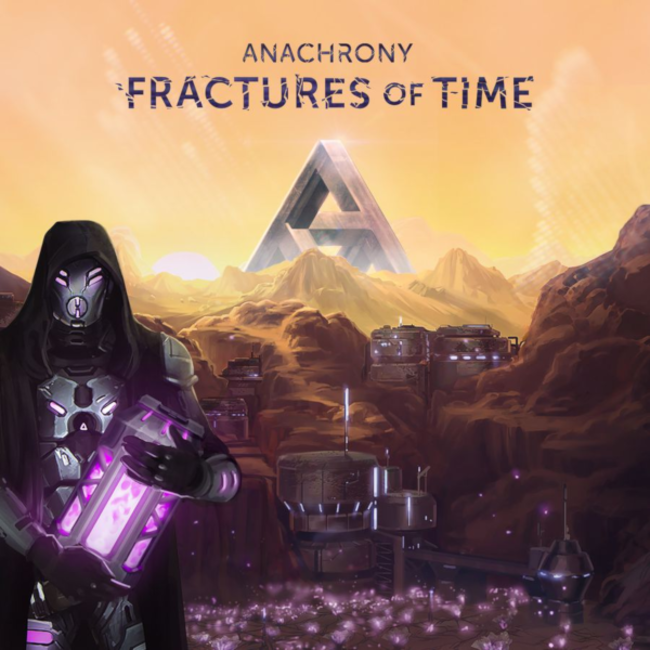Mindclash Games Anachrony : Fractures of Time [English]