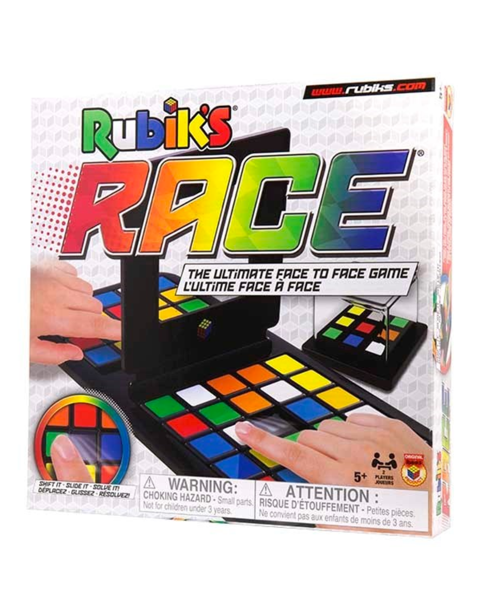 Original Rubik Rubik's Race [multilingue]