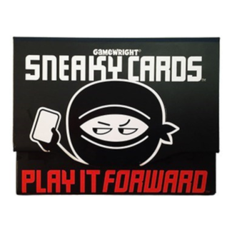 Gamewright Sneaky Cards [English]