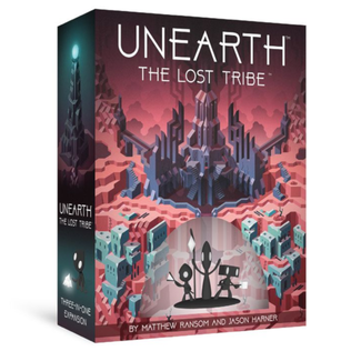 Brotherwise Games Unearth : The Lost Tribe [English]