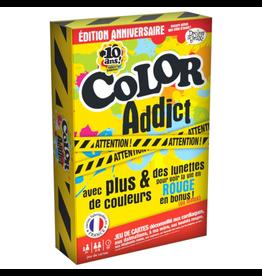 France Cartes Color Addict - Édition 10e anniversaire [français]