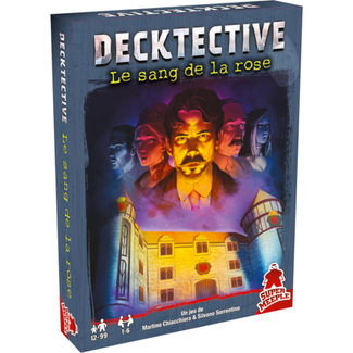 Super Meeple Decktective (1) - Le sang de la rose [French]