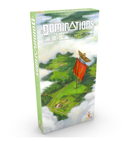 Holy Grail Games Dominations : Provinces [français]