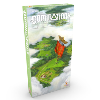 Holy Grail Games Dominations : Provinces [French]