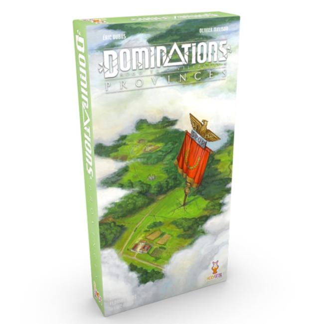 Holy Grail Games Dominations : Provinces [français]