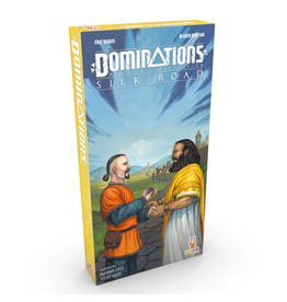 Holy Grail Games Dominations : Silk Road [français]