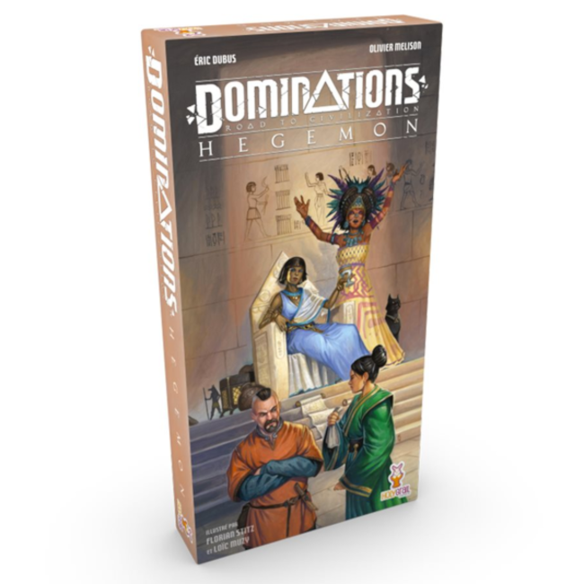 Holy Grail Games Dominations : Hegemon [French]