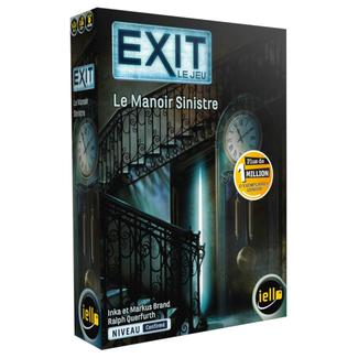 Iello Exit (9) - Le manoir sinistre [français]