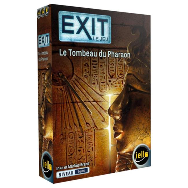 Iello Exit (2) - Le tombeau du pharaon [français]