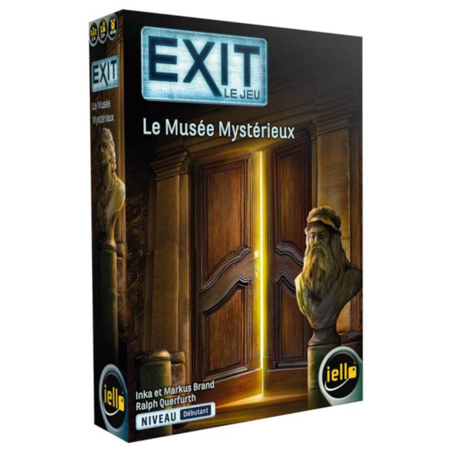 Iello Exit (10) - Le musée mystérieux [French]