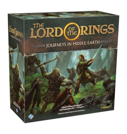 Fantasy Flight Games Lord of the rings (the) - Journeys in Middle-Earth [anglais]